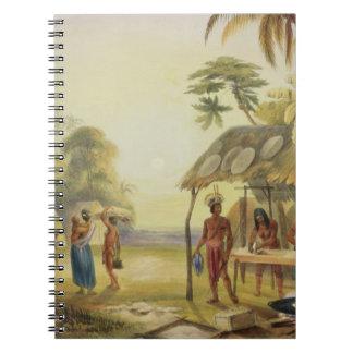 Watu Ticaba, un pueblo de Wapisiana, de 'opiniónes Cuaderno