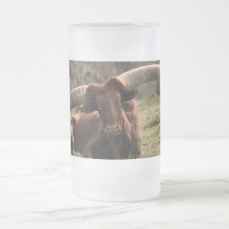 Watusi Cow Mugs