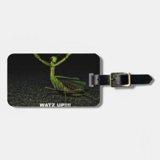 Watz Up Mantis Luggage Tag