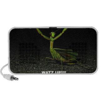 Watz Up Mantis Travelling Speakers
