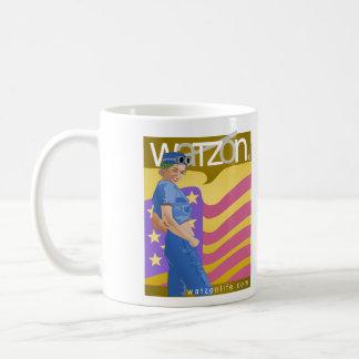 Watzón Working Woman  © Coffee Mug