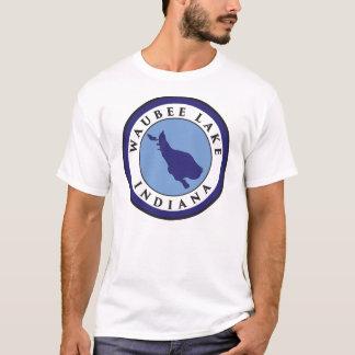 Waubee Lake, Indiana T-Shirt