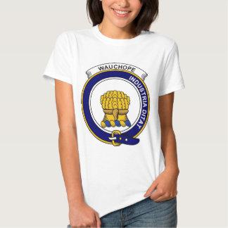Wauchope (Waugh) Clan Badge T Shirts