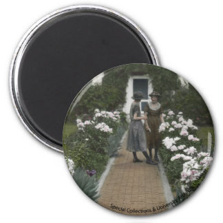 Waugh Collection 2 2 Inch Round Magnet
