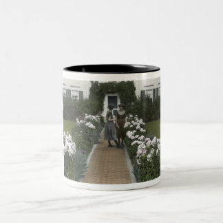 Waugh Collection 2 Two-Tone Coffee Mug