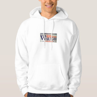 Waugh for Congress Hoodie