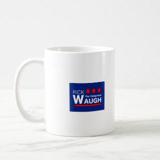 Waugh for Congress Mug