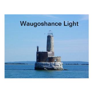 Waugoshance Light Postcard