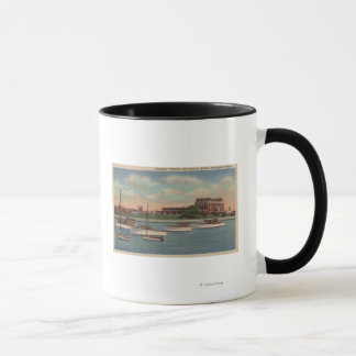Waukegan, IL - View of Municipal Pumping Station Mug