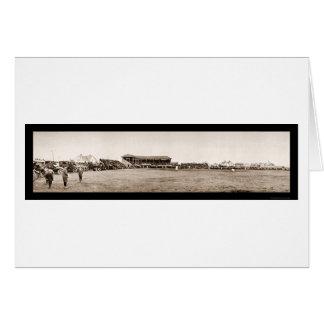Wausau Aurora Baseball Photo 1912 Card
