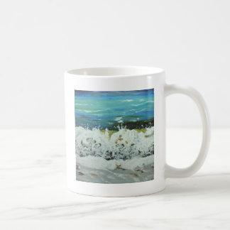 Wave#14 Classic White Coffee Mug