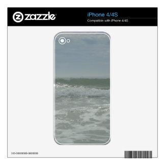 Wave 3 decal for iPhone 4