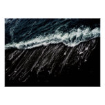 Wave Abstract Print