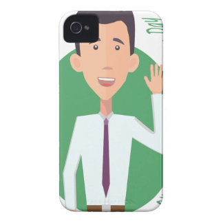 Wave All Your Fingers At Your Neighbors Day iPhone 4 Case-Mate Case