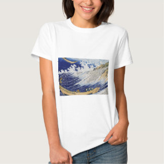 Wave and Fishermen T-shirt