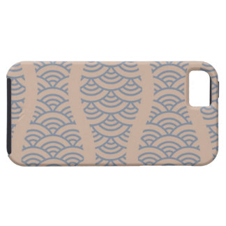 Wave and Mist iPhone 5 Cover