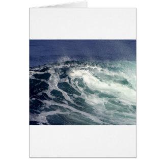 Wave At La Jolla Cove Greeting Cards