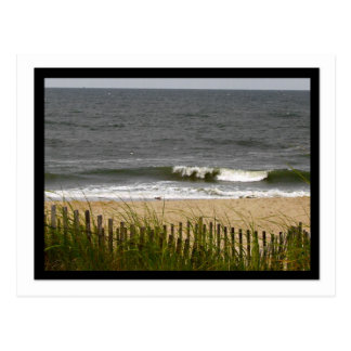 Wave at Point Pleasant Postcard