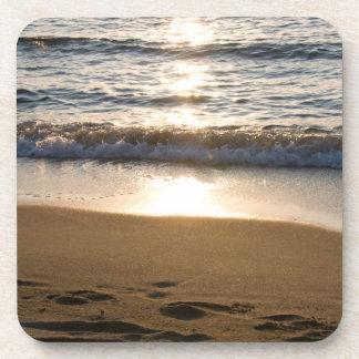 Wave at Sunset Coaster Set