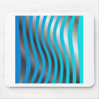 wave background mouse pad