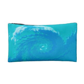 Wave Makeup Bag