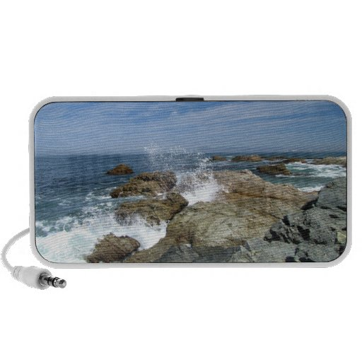 Wave Burst Notebook Speakers