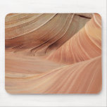 Wave canyon mouse pad