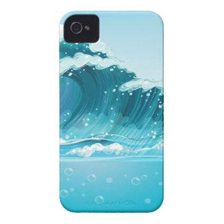 Wave iPhone 4 Case-Mate Case