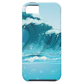 Wave iPhone 5 Case