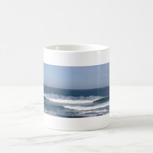 Wave Coffee Mug Zazzle