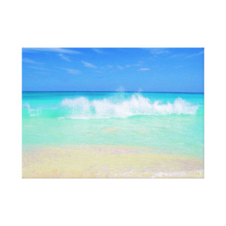 Wave Dance 4 Canvas Print