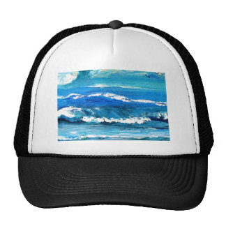Wave Dance - cricketdiane ocean decor Trucker Hat