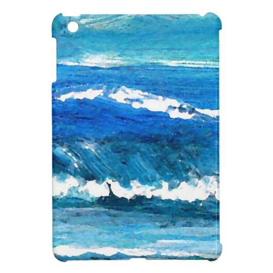 Wave Dance - cricketdiane ocean decor iPad Mini Cover