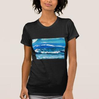Wave Dance - cricketdiane ocean decor Tshirts