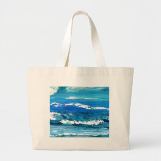 Wave Dance Designer Products Canvas Bags