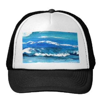 Wave Dance Designer Products Trucker Hat