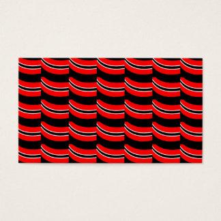 Wave Design Business Card
