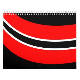 Wave Design Calendar