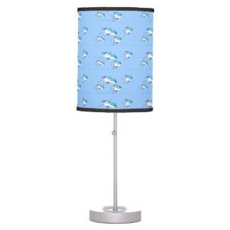 Wave Fish Lamps Desk Lamps