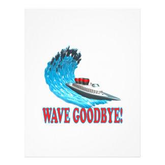 Wave Goodbye Flyer