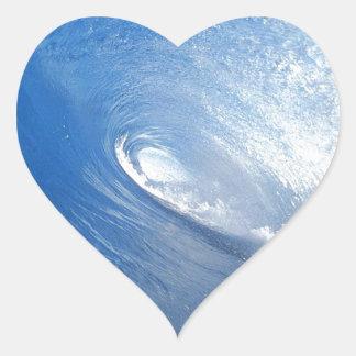 wave.jpg heart sticker