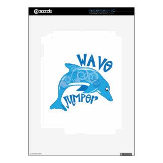 Wave Jumper Skin For iPad 2