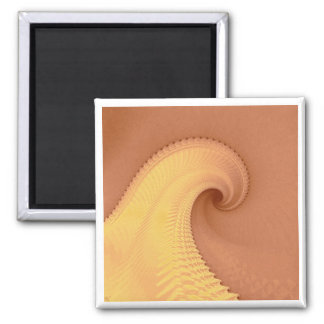 Wave of Conciousness 2 Inch Square Magnet