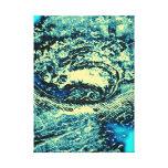 Wave Of Magic Canvas Print