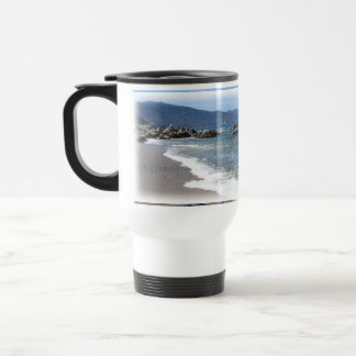 Wave of Serenity Travel Mug
