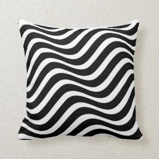 Wave Pattern Pillow