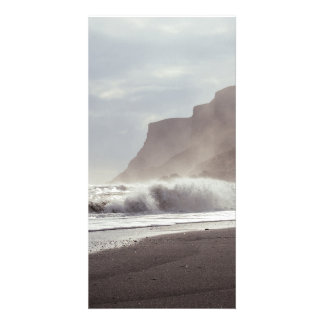 wave photo card