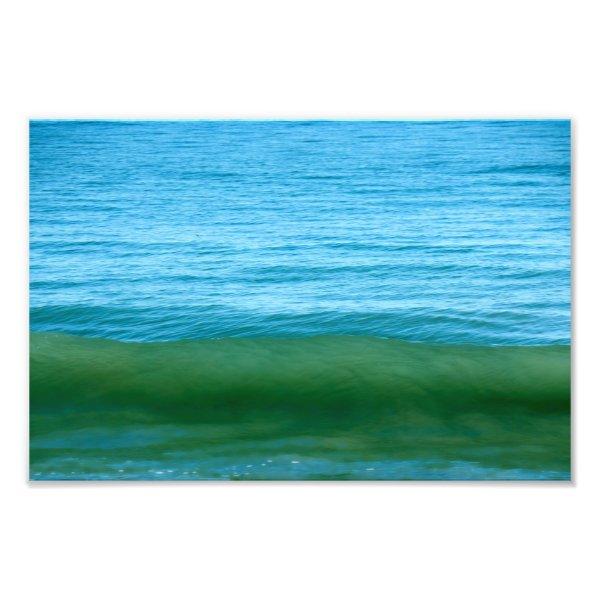 Wave Photo Print