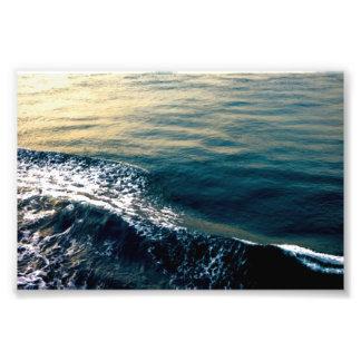 wave photo art