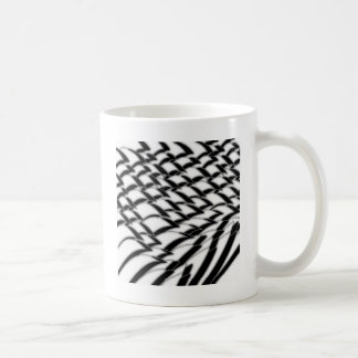 Wave & Point Coffee Mug